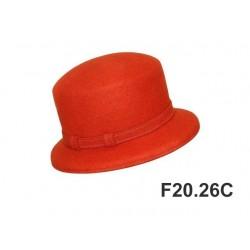 Kapelusz filcowy F20.26C