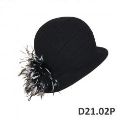 Women's cap D21.02P