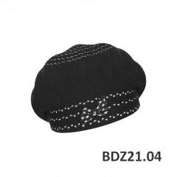BDZ21.04 - Knitting beret
