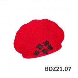 BDZ21.07 - Knitting beret
